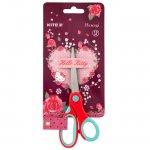 Детска ножица Kite Hello Kitty 15cm гумирана зона