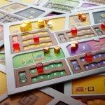 Тераформирай марс: Двуслойни 3d табла на играчите