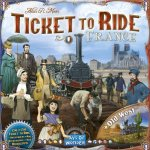 Ticket to ride map collection: Vol. 6 - france & old west
