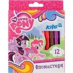 Флумастери Kite My Little Pony 12 цвята в кутия