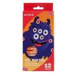 Пастели маслени Kite Jolliers 12 цвята