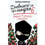 """Бандити в училище """"Бюканън"""" - книга 6 (Дневникът на един нинджа)"""