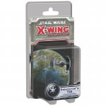 Star wars: X-wing miniatures game - inquisitor's tie expansion
