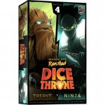 Dice throne: Season 1 rerolled - box 4 - treant vs ninja