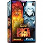 Dice throne: Season 1 rerolled - box 1 - barbarian vs moon elf