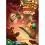 Meeple circus: Wild animal and aerial show expansion
