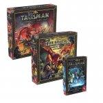 Бъндъл - talisman: Revised 4th edition + talisman: The cataclysm + talisman: The lost realms