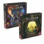 Бъндъл - talisman: The dungeon + talisman: The woodlands