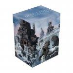 Кутия за карти - ultimate guard deck case lands edition ii (за lcg, tcg и др) 80+ - island