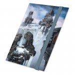 Класьор за карти - ultimate guard flexxfolio lands edition ii island 18-pocket 360 cards (за lcg, tcg и др) - island