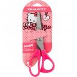 Детскa ножица Kite Hello Kitty 13cm пластмасови дръжки Блистер